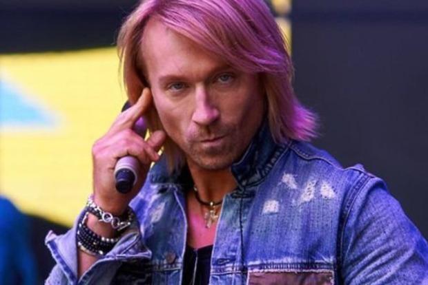 Співак Винник заявив про «фальшивий Майдан і братовбивчу війну»