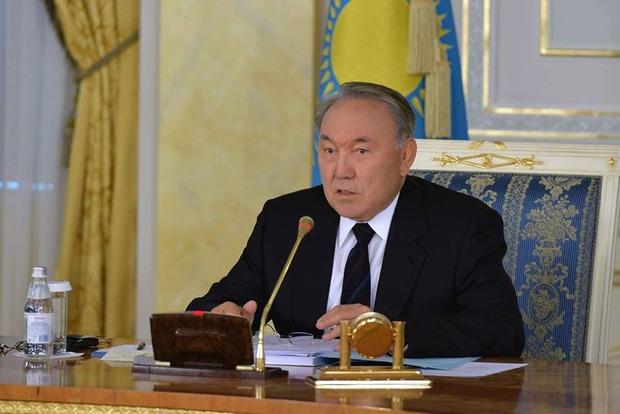 Назарбаев отреагировал на предложение переименовать столицу Казахстана в свою честь