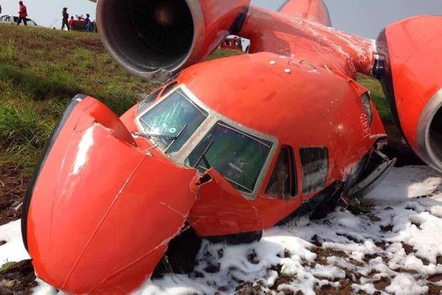 Названа причина крушения украинского самолета в Африке