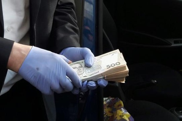 Сотрудник центрального аппарата СБУ погорел на взятке