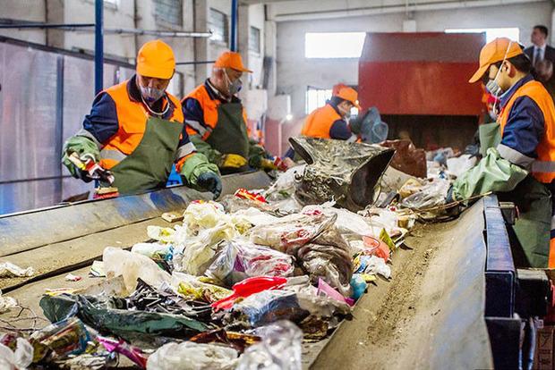 У серпні почнеться будівництво першого в Україні комплексу з безвідходної переробки сміття