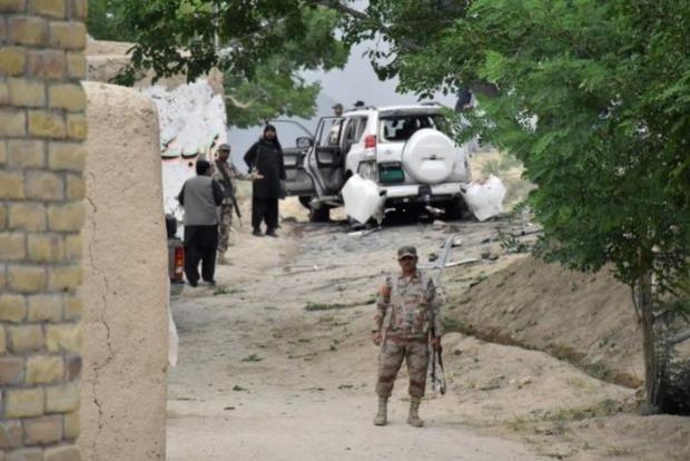 В Пакистане прогремел взрыв, погибли 25 человек