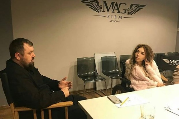 Юлия Самойлова начала готовиться к«Евровидению»