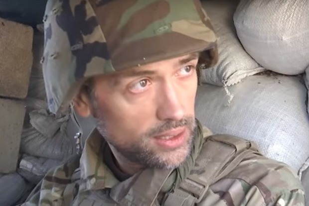 Прилепин сказал о вероятной смерти русского артиста, воюющего вДонбассе заВСУ