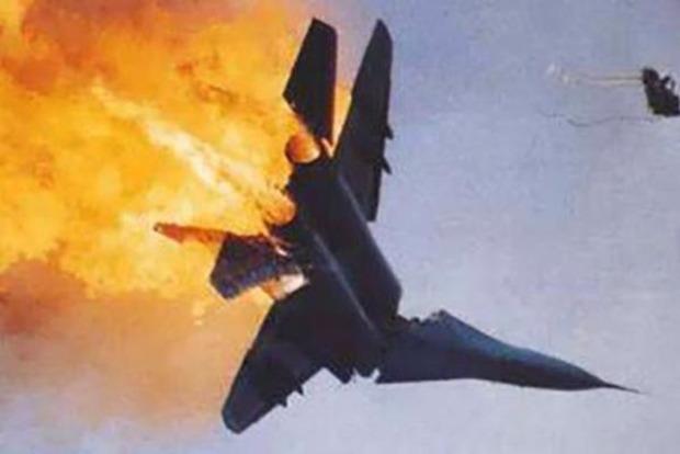 Відео зі збитим російським МіГ-29 швидше за все фейк