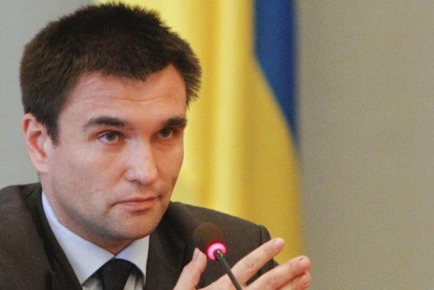 Климкин завтра повезет нового главу ОБСЕ на Донбасс