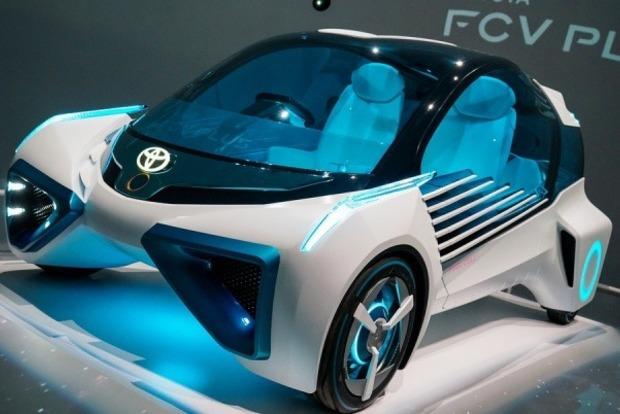 Toyota и Mazda объединились для создания электромобилей