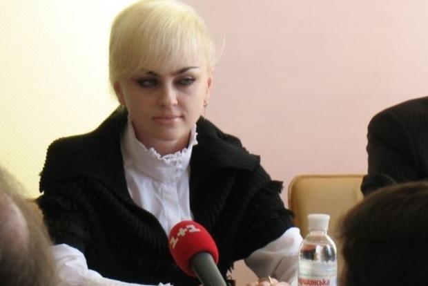 Жанна Усенко-Черная прибыла на допрос