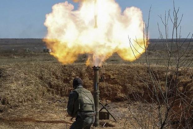 Пасхальное перемирие. Погиб один и ранены три бойца ВСУ