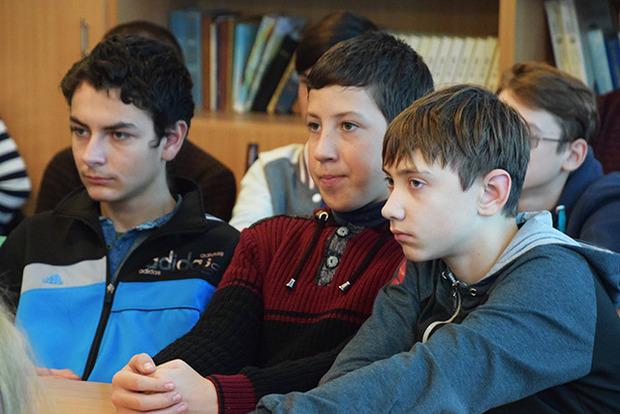 На Миколаївщині підліток врятував трьох друзів, які провалилися під лід
