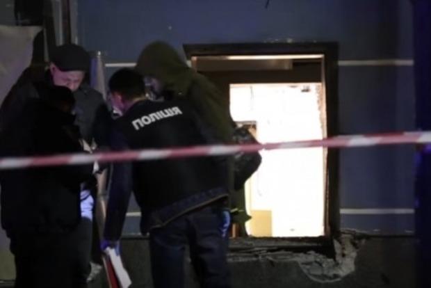 В центре Киева прогремел взрыв: выбиты стекла в ресторане и банке