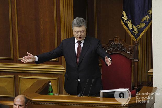 Порошенко приехал в Раду проследить, как депутаты проголосуют за автокефалию