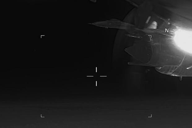 Российский истребитель опасно перехватил самолет США. Появилось видео