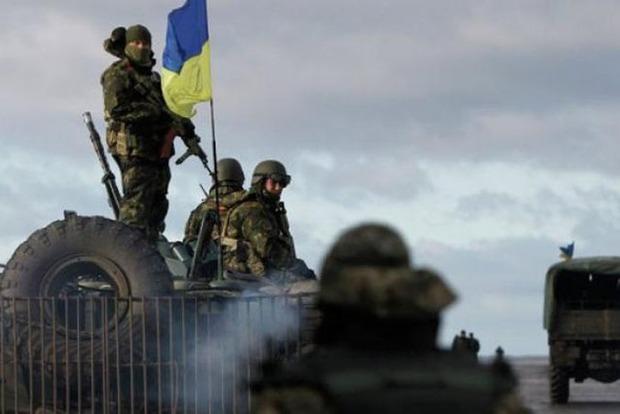 На Донбассе четверо военных были ранены за минувшие сутки
