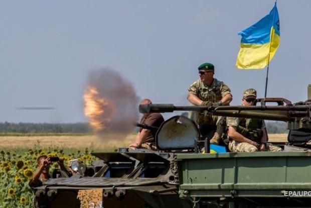 За сутки в АТО на Донбассе погиб украинский военный