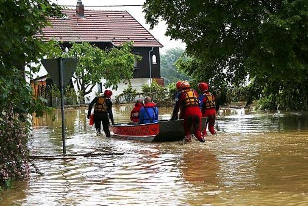 В Германии погибли пять человек из-за наводнения
