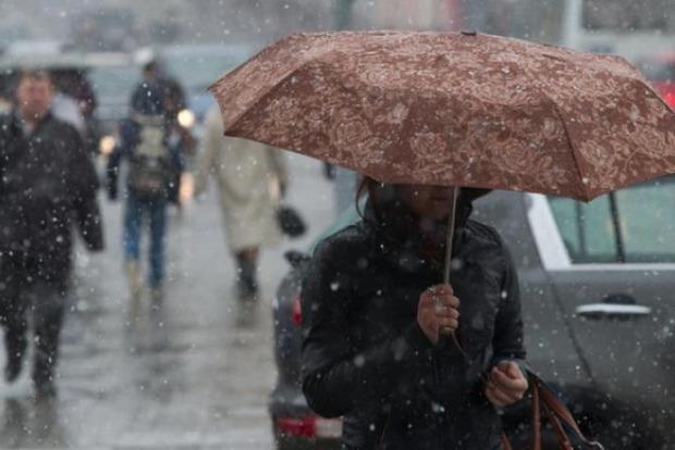 НаЗакарпатті оголошено штормове попередження