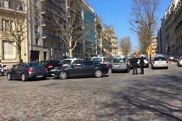Опубликованы фото и видео с места взрыва в офисе МВФ в Париже