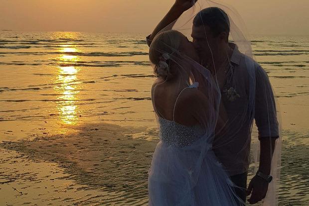 Арсен Мирзоян снова женился