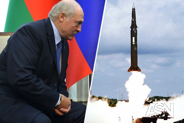 Лукашенко уверен, что Россия с Беларусью может получить в любой момент залп ракет из Украины