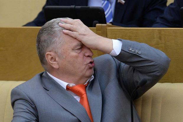 Генпрокуратура официально подозревает Жириновского в финансировании боевиков