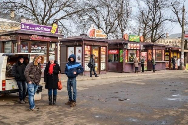 С 5 мая Киев разрешил работу МАФов. Кому можно работать