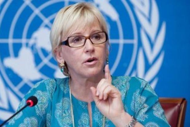 МИД Швеции: Одобрение Россией «выборов» на Донбассе - серьезное нарушение минских соглашений