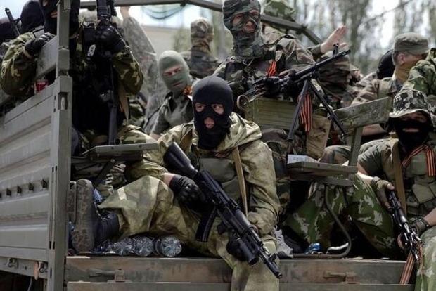 Водном изподразделений боевиков кавказцы и жители России  пошли стенка настенку