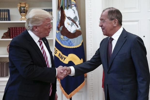 Трамп на встрече с Лавровым поднял вопрос Украины