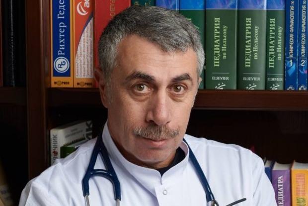 Доктор Комаровский объяснил, почему многие переносят коронавирус без симптомов