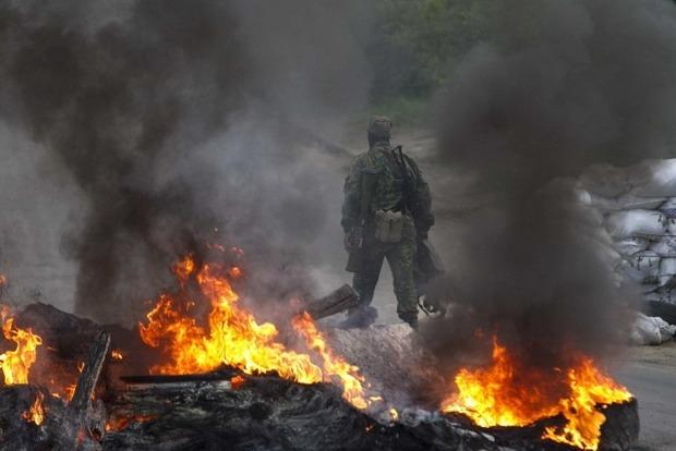 Бойовики спровокували сили АТО на щільний вогонь у відповідь зкулеметів— штаб