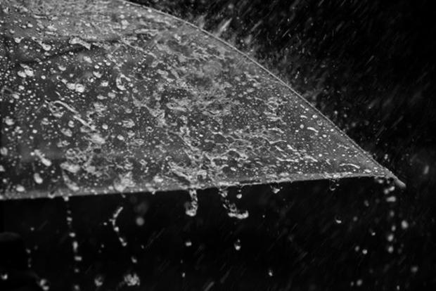 Украину накрыли дожди и похолодание