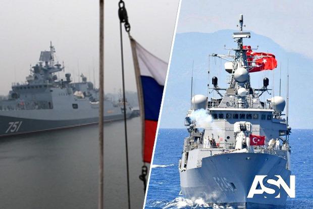 Турция в условиях чрезвычайной ситуации заблокировала выход из Черного моря