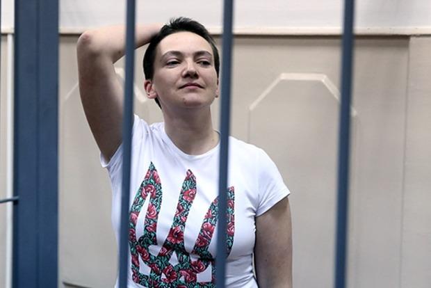 Освободить Надю: в ход идет право и политика
