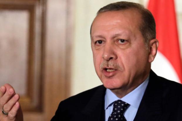 Турция нанесла удар по северу Ирака