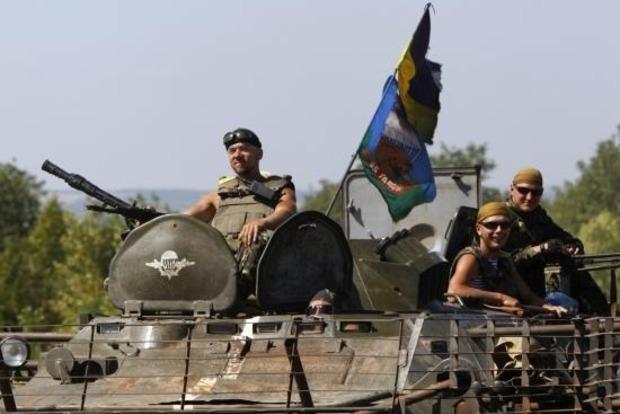 Спикер АТО назвал потери ВСУ за прошедшие сутки