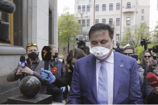 Саакашвили заболел коронавирусом