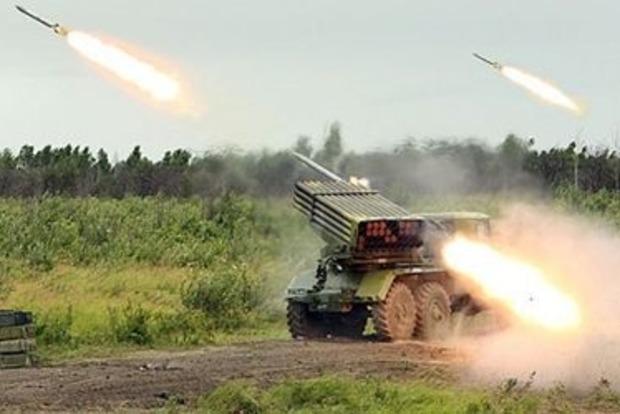 При обстреле Новгородского из «Града» боевики попали в школу, где находились дети