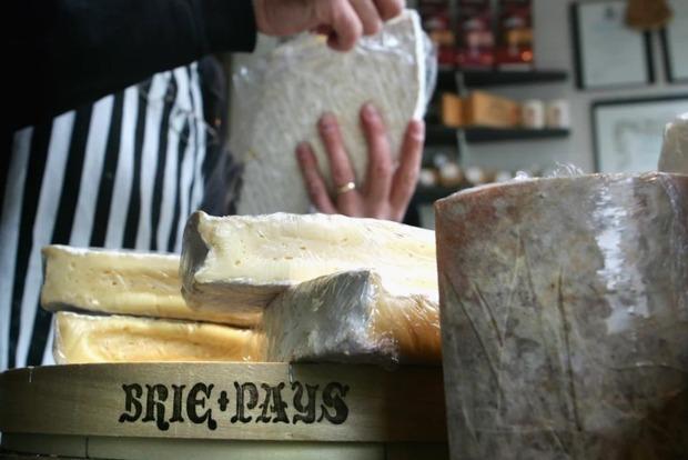 Китай запретил ввоз европейских сыров из-за бактерий