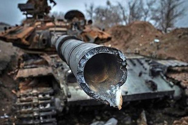 На Донбассе уничтожают следы присутствия российских военных – ГУР