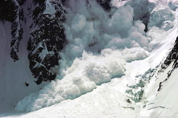 В Ивано-Франковской области объявили повышенную опасность схода лавин