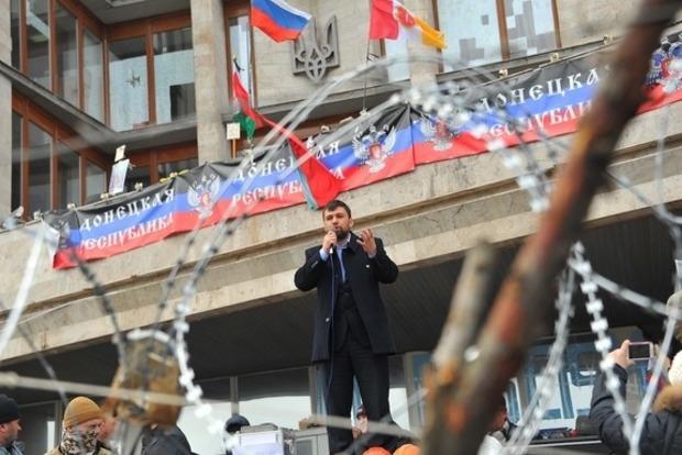 В ОРДЛО начались фейковые выборы главарей