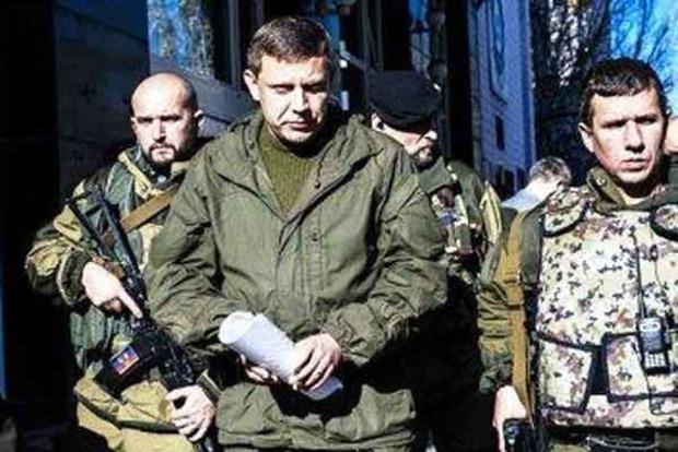 Главарь Захарченко подтвердил массовую гибель «командиров» боевиков
