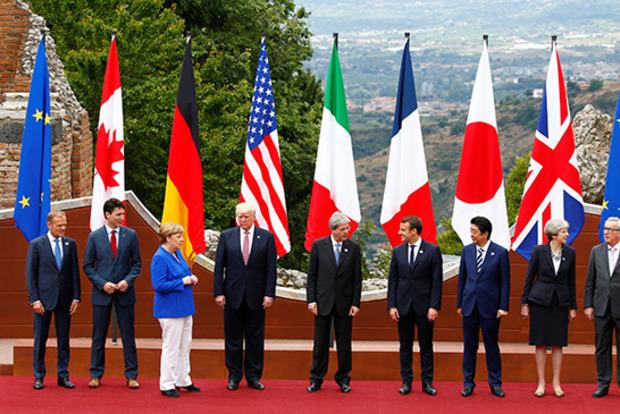 В Италии открылся 43-й саммит стран «Большой семерки»