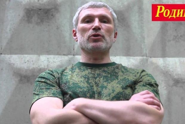 Российский депутат попал под обстрел под Донецком
