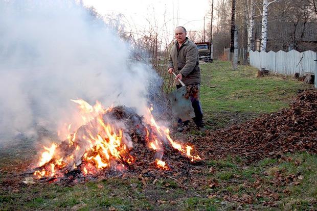 В Бердичеве жителей частного сектора начали массово штрафовать за уборку