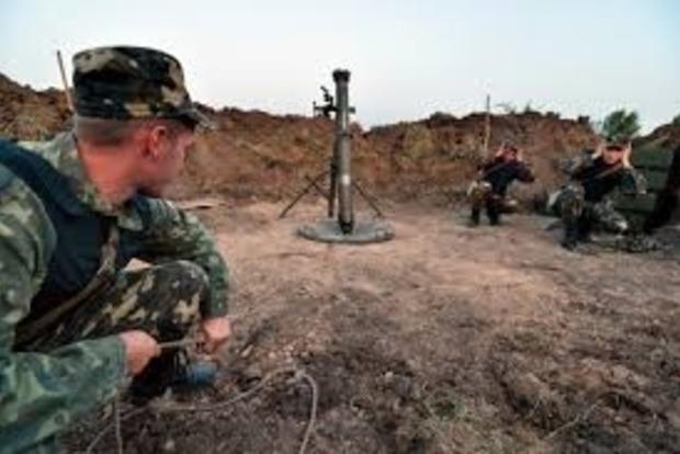 На Донбассе боевики совершили более 1500 обстрелов за март этого года