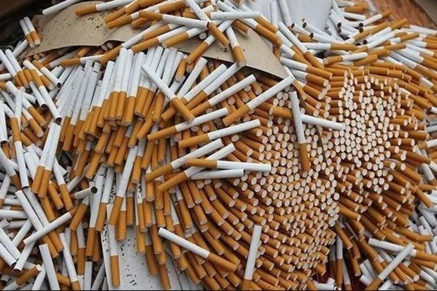 На Волыни изъяли сигарет на сумму более 400 тысяч гривен