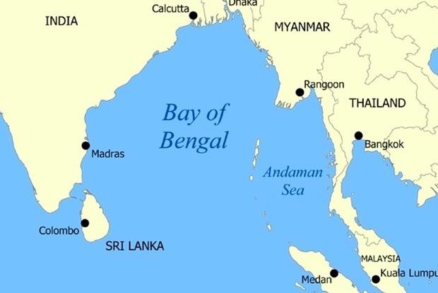 В Бенгальском заливе обнаружена огромная мертвая зона