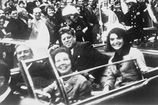 ВСША опубликовали свыше 3,5 тыс. документов обубийстве президента Кеннеди